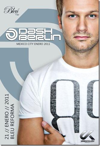 Flyer Dash Berlin