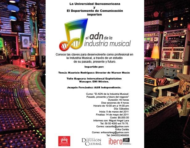 adn musical versión digital