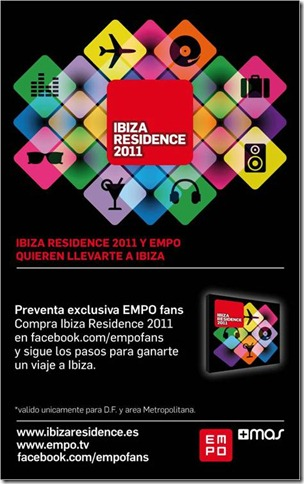 Ibiza Residence 2011