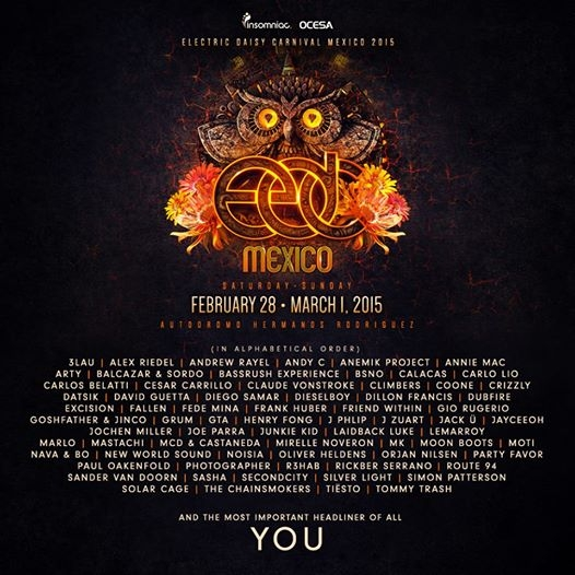 electric-daisy-carnival-edc-mexico-2015-lineup